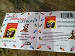 Double Christmas Cartoons / Santa and the 3 Bears / Rudolph the Red-Nosed Reindeer