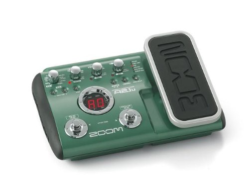Zoom A2.1 Acoustic Multi Effects Pedal with USB