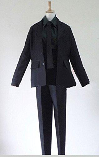 Focus-costume Soul Eater Spirit Suit Cosplay Costume