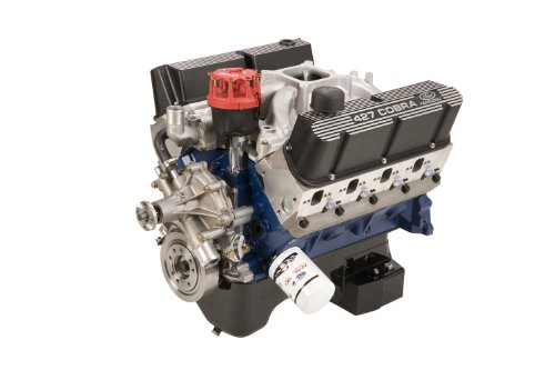 Ford Racing M-6007-Z427FRT Crate Engine  Rear