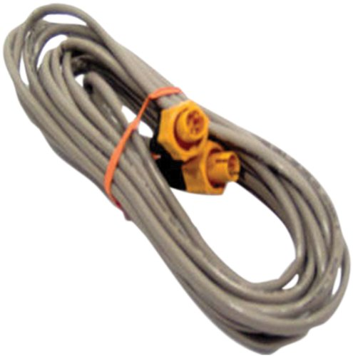 Lowrance Ethext-15Yl Ethernet Cable, 15-Feet, Gray Finish