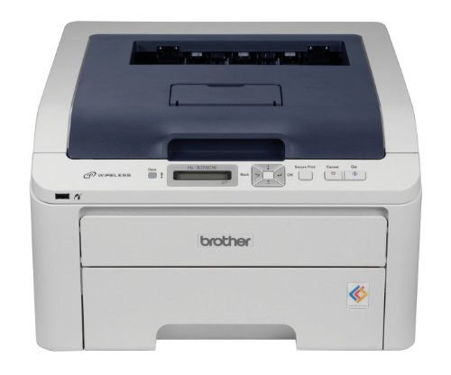 Brother HL3070CW Colour Laser Wireless Printer