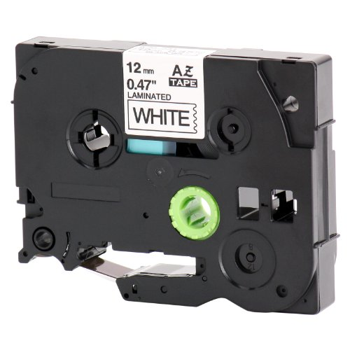 1x-tape-cassette-compatible-for-brother-tze-231-laminated-adhesive-label-tape-black-on-white-roll-12