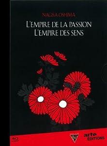Nagisa Ôshima : L'empire des sens + L'empire de la passion [Blu-ray]
