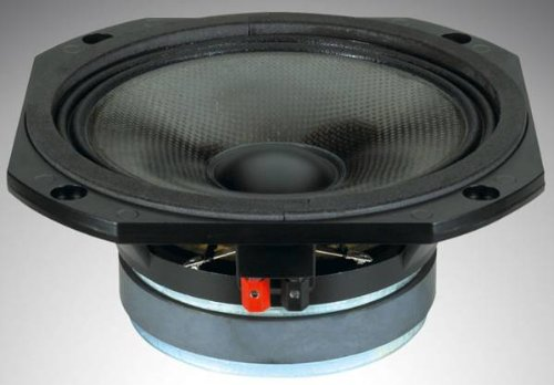 Rcf L8S800 8-In 340 Watt Woofer W/Carbon Fibre Cone