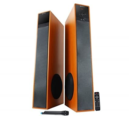 Zebronics CAPTAIN Tower Speakers