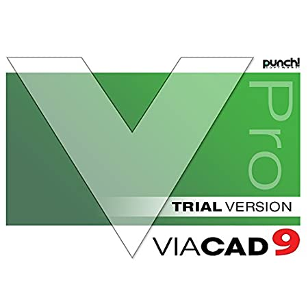 Punch! ViaCAD Professional v9 for MAC: 14-Day FREE TRIAL [Download]