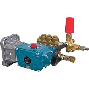 Cat Pumps Pressure Washer Pump - 4000 PSI, 4.0 GPM, Direct Drive, Gas, Model# 66DX40GG1
