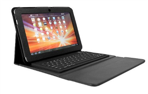 Great Features Of Wireless Bluetooth Keyboard Case for Samsung Galaxy Tab 10.1″for Samsung P7510/ P5100