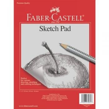 Faber Castell Sketch Pad - 1