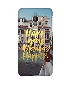 Pick Pattern Back Cover for LeTV Le Max