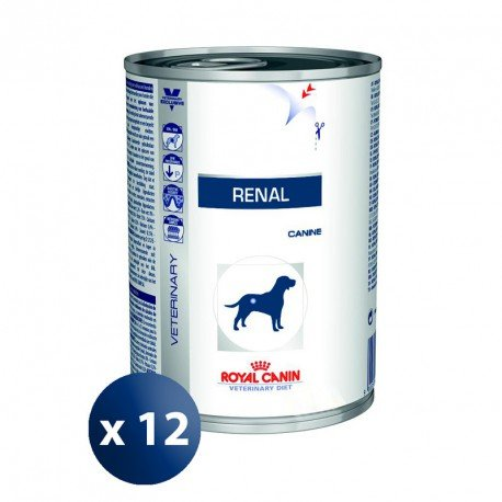 Royal Canin Canine Renal 12x410g