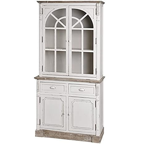 New England Kitchen Display Cabinet 13404