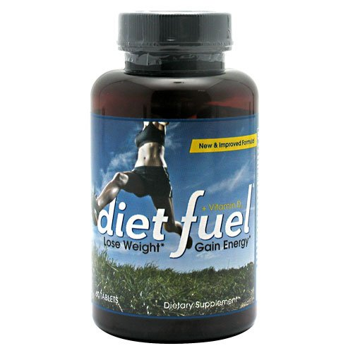 Twinlab Diet Fuel + Vitamin D, Tablets, 60 Ea ( Multi-Pack)