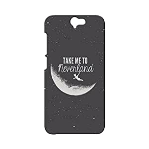 BLUEDIO Designer Printed Back case cover for HTC One A9 - G3589