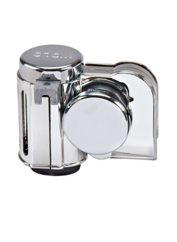 Wolo (519) Bad Boy Chrome Air Horn - 12 Volt (Air Horns For Motorcycles compare prices)