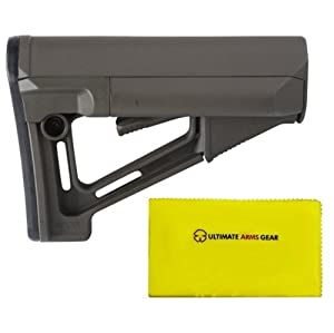 Magpul Industries MAG 470 STR Military Mil - Spec OD Olive Drab Green Buttstock Stock... by MAGPUL