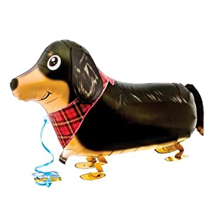 My Own Pet Balloons Dachshund Domestic Animal