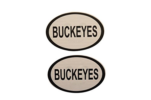 Fitness Bumper Stickers (Buckeyes)