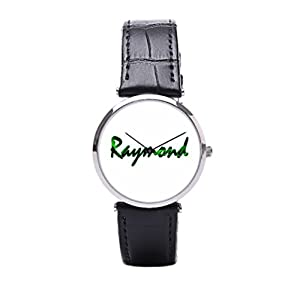 Dr. Koo Men Styles Mens Leather Strap Watches Raymond Leather Straps For Watches