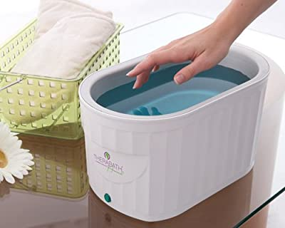 Therabath Professional Paraffin Wax ThermoTherapy Heat Bath Professional Grade TB6 by WR Medical - Great for paraffin wax facials.