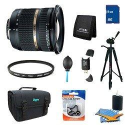 Tamron 10-24mm F/3.5-4.5 Di II LD SP AF Aspherical (IF) Lens Pro Kit For Nikon AF