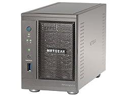 NETGEAR ReadyNAS Ultra 2 (Diskless) Network Attached Storage RNDU2000