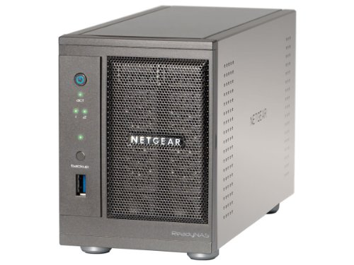 NETGEAR ReadyNAS Ultra 2 (Diskless) Network Attached Storage RNDU2000