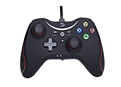 ZD T Gaming wired Gamepad Controller Joystick For PC(Windows XP/7/8/8.1/10) & PlayStation 3 & Android&Steam - Not support the Xbox 360/One