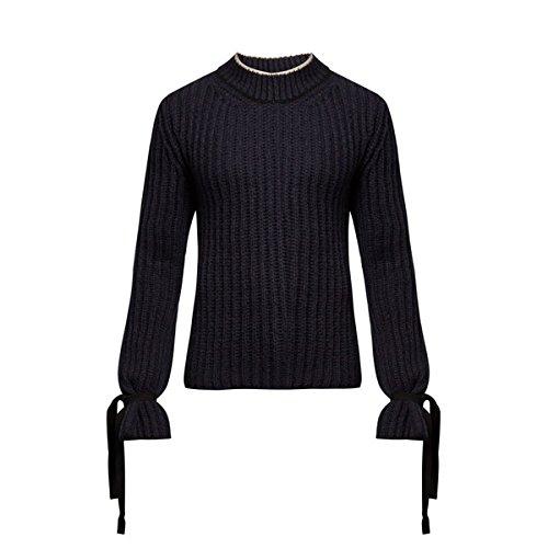 (J.W.アンダーソン) J.W.Anderson メンズ トップス ニット・セーター Rib-knit tie-cuff sweater 並行輸入品