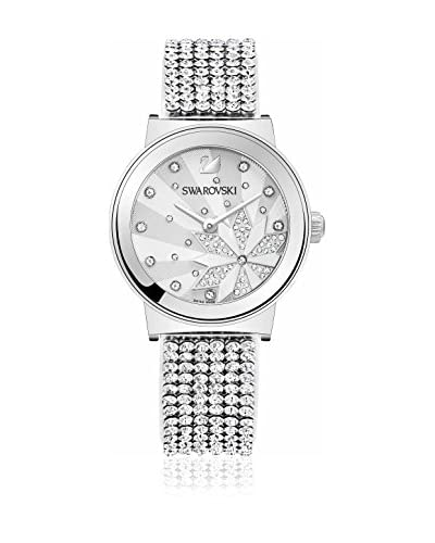 Swarovski Uhr mit schweizer Quarzuhrwerk Woman Piazza Lady Ms 36 mm