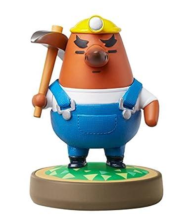 Mr. Resetti amiibo - Nintendo Wii U