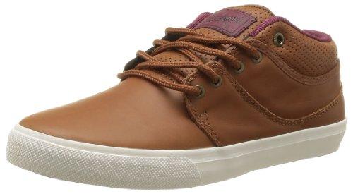 Globe Men's Mahalo Mid Skateboarding Shoes Brown Marron (16215) 41
