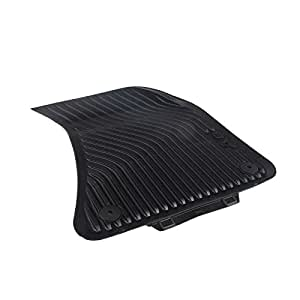 genuine audi 4h1061221041 front all weather floor mat car motorbike. Black Bedroom Furniture Sets. Home Design Ideas