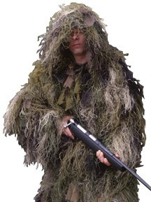 Rothco Ultra Light Camo Ghillie Suit
