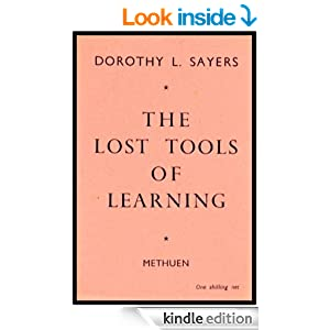 Essay: Lost Tools of Learning