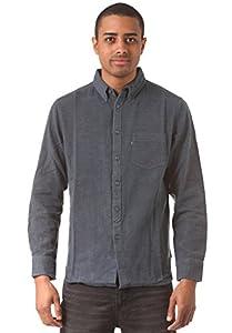 Byron L/S Shirt total eclipse