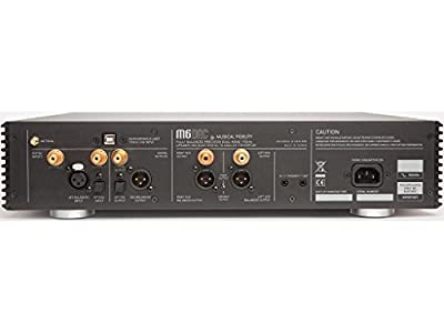 Musical Fidelity - M6DAC - Digital to Analog Converter - Black