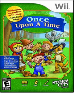Once Upon a Time - Nintendo Wii - 1