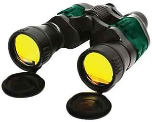 SE BC3048G 30x Binoculars with Compass, Green