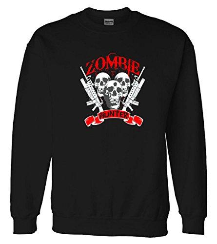 Zombie Hunter Sweatshirt Sweater