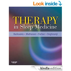 Therapy in Sleep Medicine (Clinics, The (Elsevier))