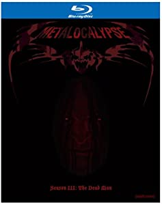 Metalocalypse: Season Three [Blu-ray]