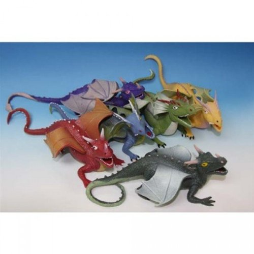 Squishy Dragon Toys : Dragon Birthday Party Favors for Kids