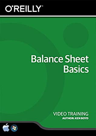 Balance Sheet Basics - Training DVD