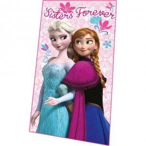 Disney - Frozen. WD07219. Couverture polaire rose