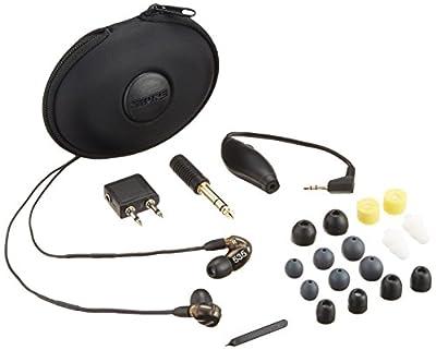 Shure SE535-V-J Sound Isolating Earphones (International Version)