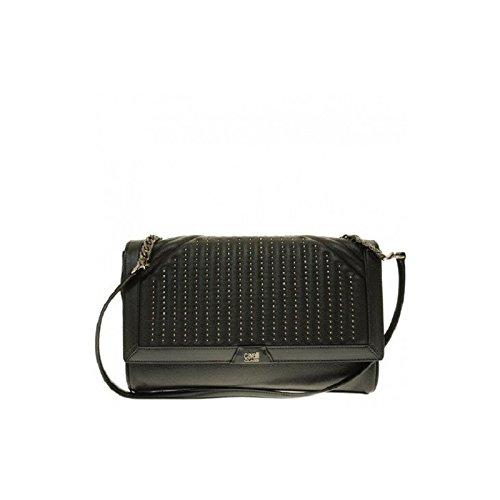 Borsa a spalla Roreto Cavalli Class neraBiker Diva 003 Bag
