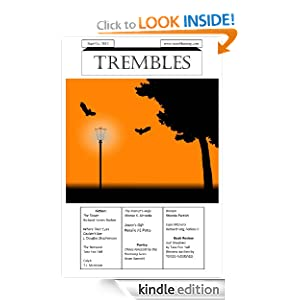Trembles Horror Magazine Sept/Oct 2012