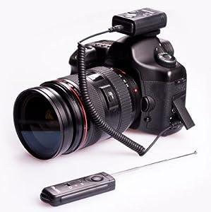 Phottix Cleon II Télécommande sans fil jusqu'à 100m N8 pour Nikon / Kodak / Fuji